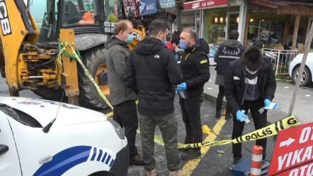 Küçükçekmece'de silahlı saldırı: 2 kişi yaralandı