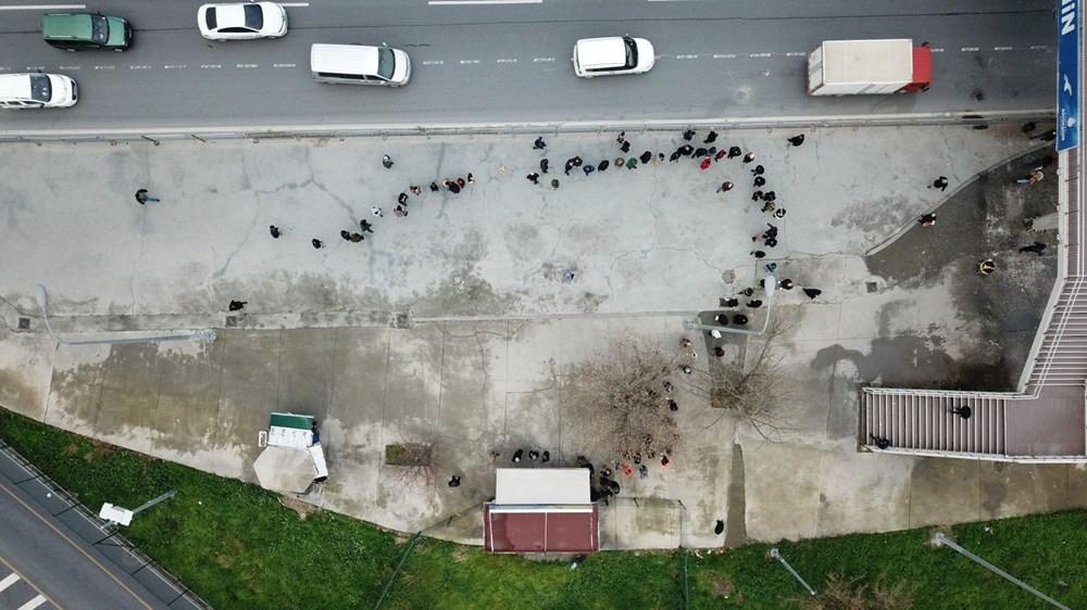 İstanbul Kart noktalarında HES kodu kuyruğu