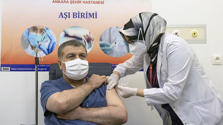 Prof. Dr. Baykal'dan şok iddia: Koca'ya yapılan aşı, Çin aşısı değil miydi?