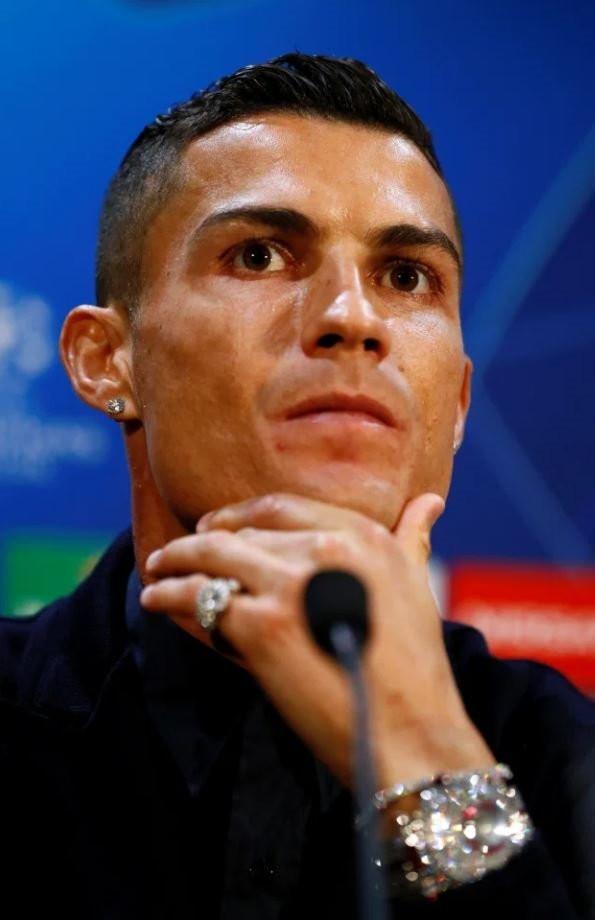 Cristiano Ronaldo ve Georgina Rodriguez yine dikkat çekti