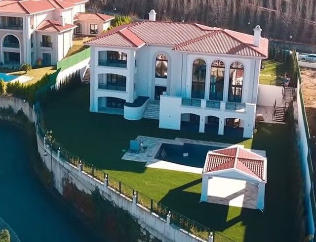 MasterChef Güzide  7 milyon TL'lik villasıyla gündem oldu