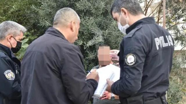 Kızını rehin alan damadını bıçakladı