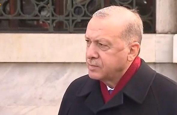 Koronavirüs aşısı olan Erdoğan'da yan etki görüldü mü ?