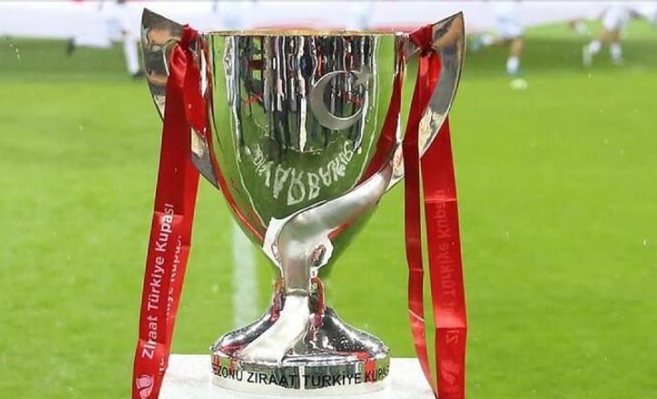 Türkiye Kupası çeyrek ve yarı final eşleşmeleri belli oldu