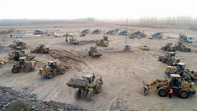 Çin'de yeni dalga paniği: Karantina merkezi inşa ediliyor - Resim: 3