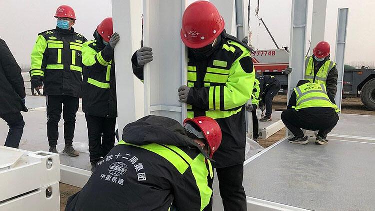 Çin'de yeni dalga paniği: Karantina merkezi inşa ediliyor - Resim: 4