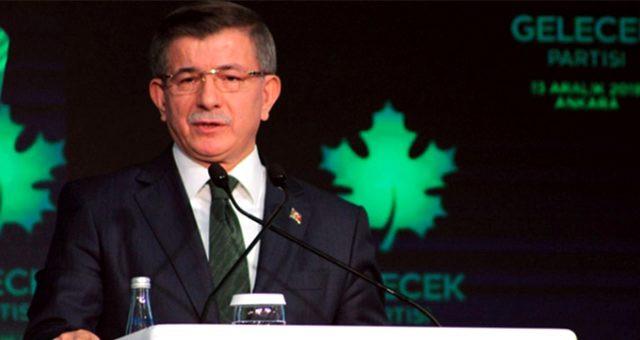 Davutoğlu: Erdoğan'dan açıklama bekliyoruz
