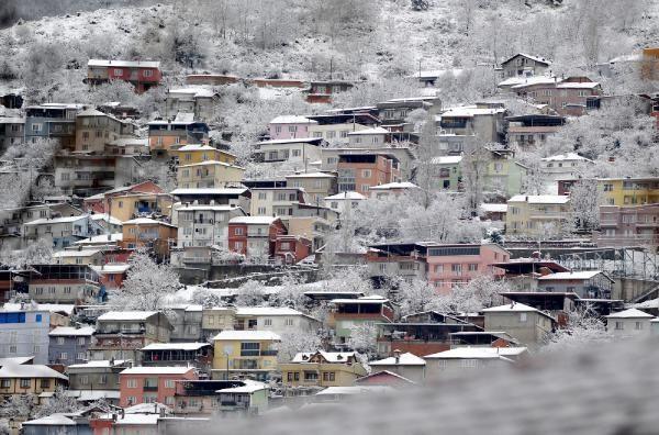 Bursa'da kartpostallık manzara