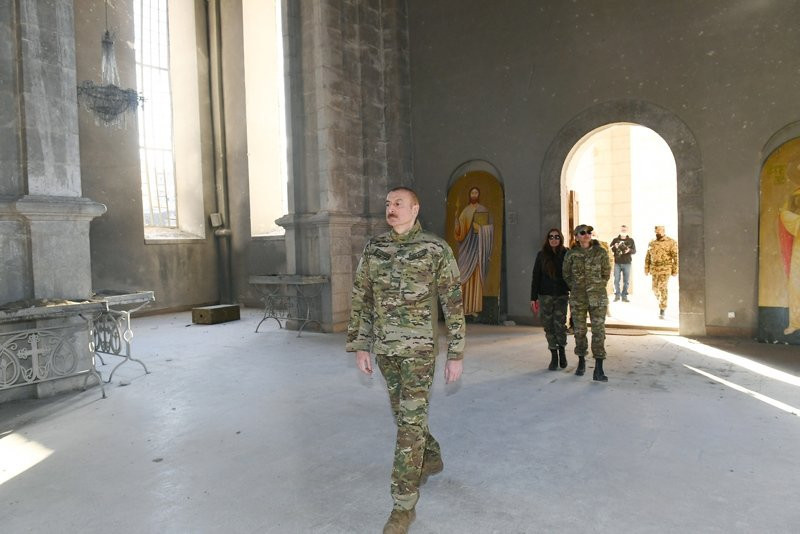 Azerbaycan'ın hayali gerçek oldu - Resim: 1