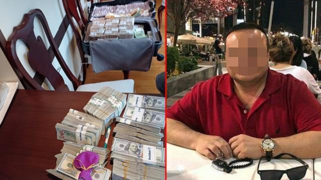 Gizli bilgileri sızdıran köstebeğin evinden deste deste para çıktı