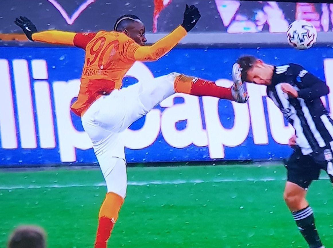 Fatih Terim: ''Diagne'nin kırmızı kartı doğru''