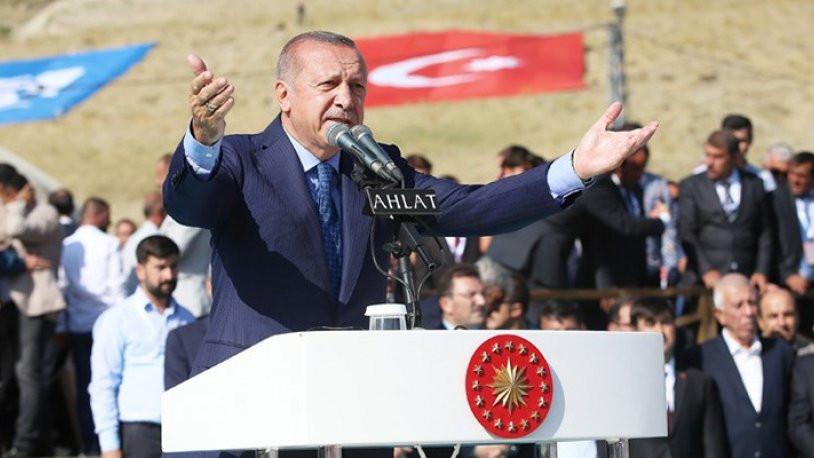 Erdoğan'ın açılışını yaptığı Ahlat Köşkü için 99 milyon TL daha!