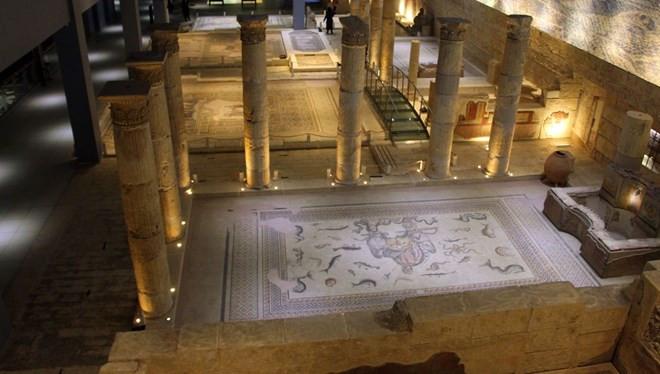 Zeugma Müzesi'nin kayıp eserleri tarifle aranıyor