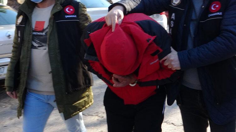Biri çocuk 5 kişiyi taciz eden kapıcı yakalandı