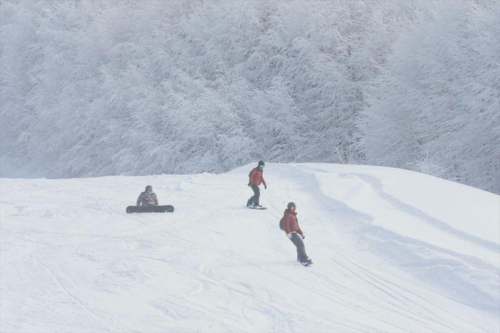 Kartepe'de kayak sezonu açıldı - Resim: 2