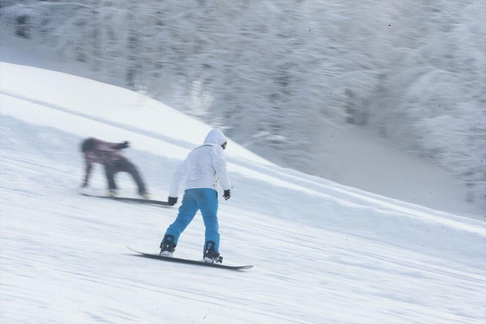 Kartepe'de kayak sezonu açıldı - Resim: 4