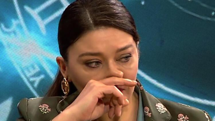 Nurgül Yeşilçay gözyaşlarını tutamadı: ''O ölünce darmadağın olduk''