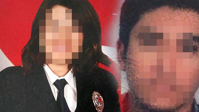 Polis memuru, eski kız arkadaşına kurşun yağdırdı!