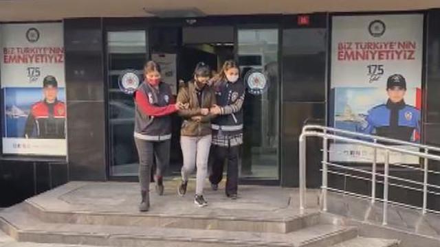 Yaşlı kadına şiddet uygulayan bakıcı gözaltına alındı!