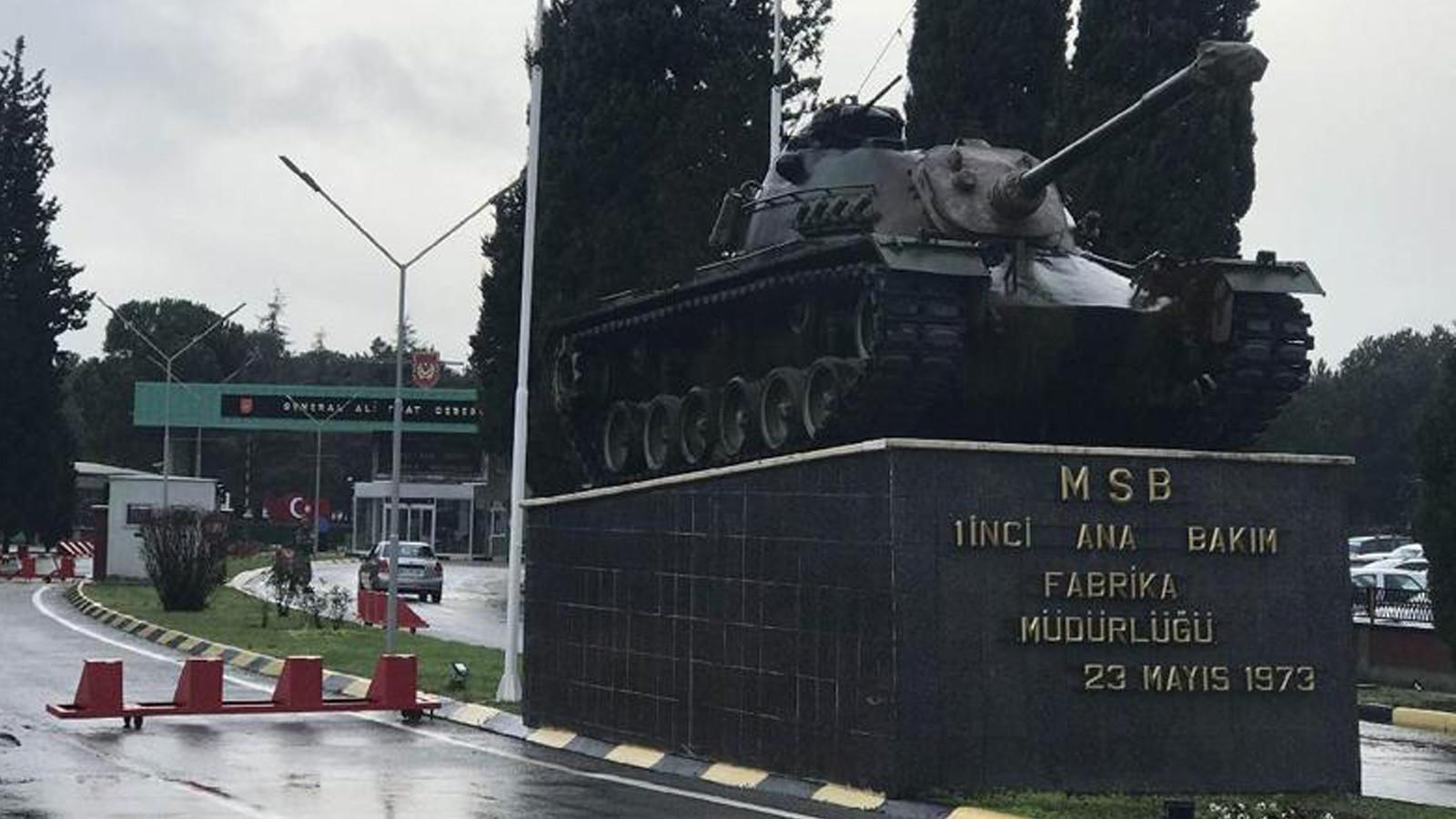 ''Tank Palet Fabrikası'nın özelleştirilmesi vatana ihanettir''