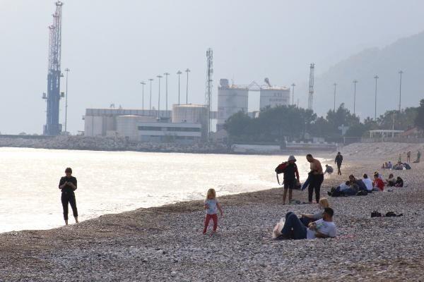 Sessizliğe bürünen Antalya, turistlere kaldı - Resim: 4