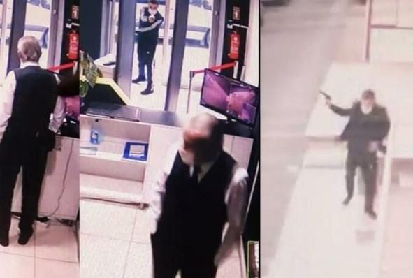 İstanbul'da suikastçi dehşeti! İş insanının koruması öldürüldü