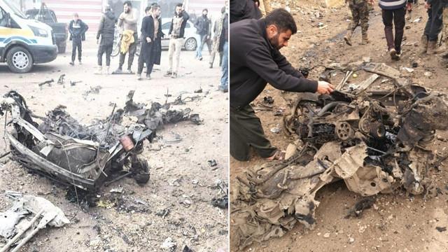 Suriye'de bir saldırı daha: 1 ölü, 8 yaralı