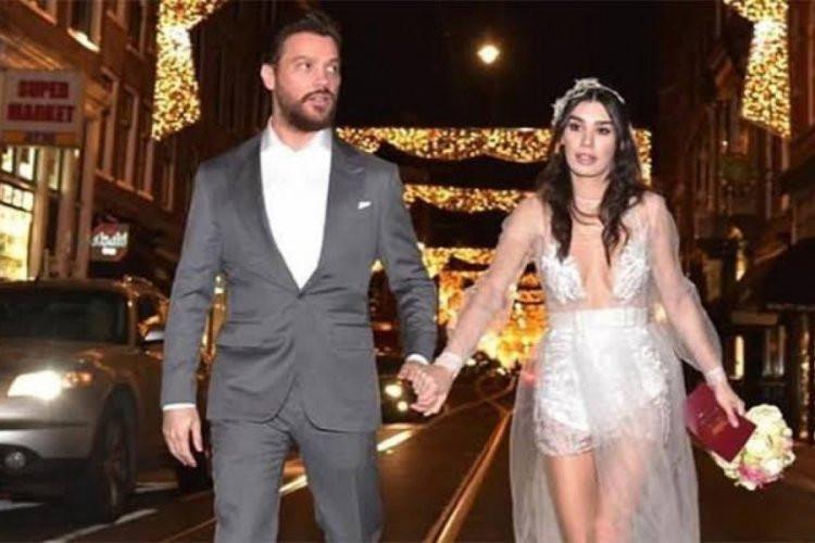 Sinan Akçıl ile Burcu Kıratlı yeniden evleniyor