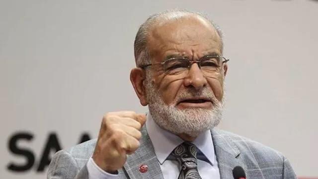 Karamollaoğlu: O zaman da muhalefetten kurtulamazsın