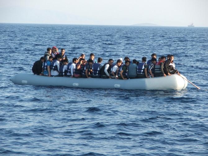 Yine göçmen faciası! Onlarca ölü var!