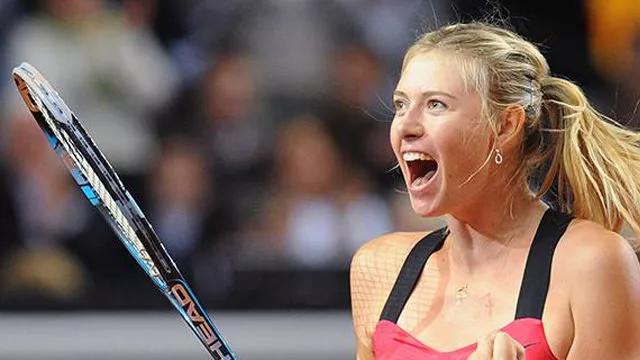 Maria Sharapova 400 bin dolarlık yüzüğüyle gündemde