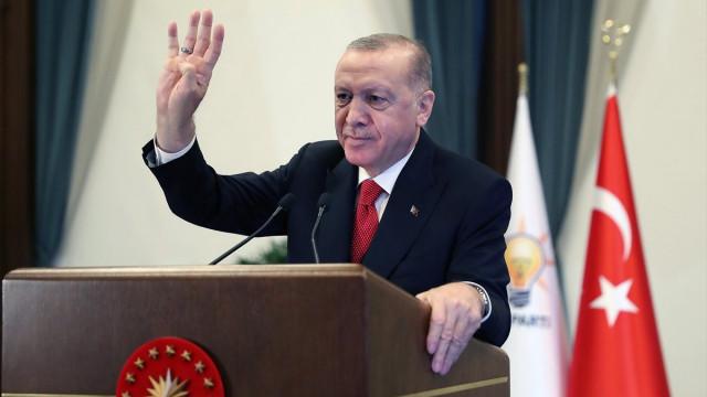 Erdoğan'ın İstanbul'daki kameralardan uzak gizli görüşmesi