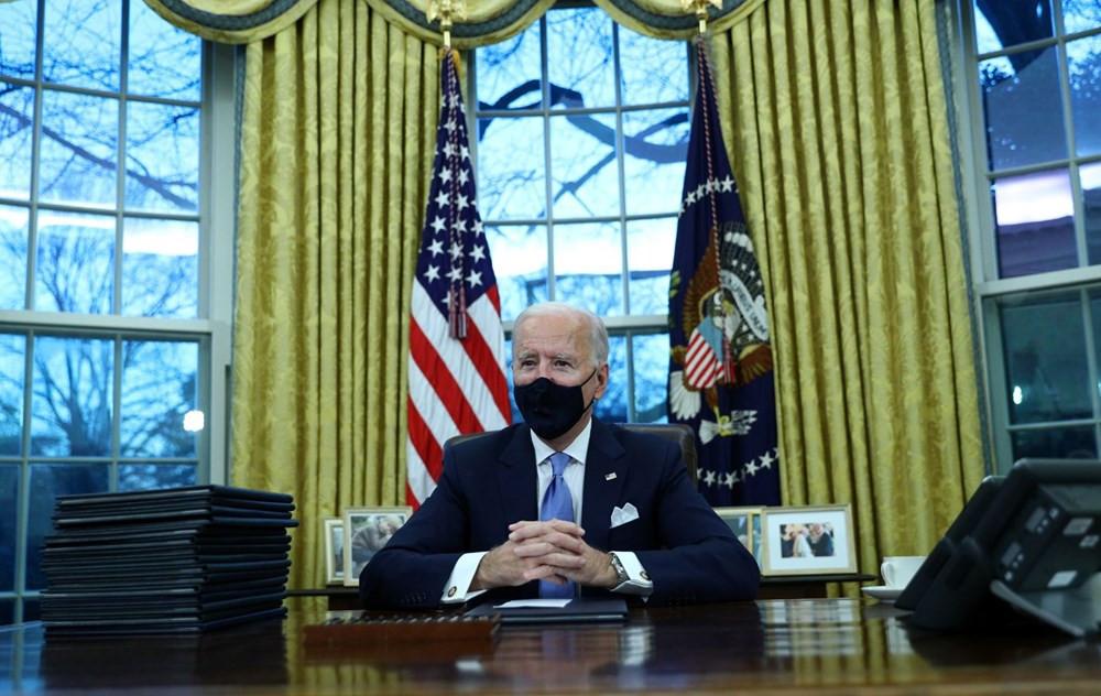 Dünyadan Joe Biden'a tebrik mesajları - Resim: 1