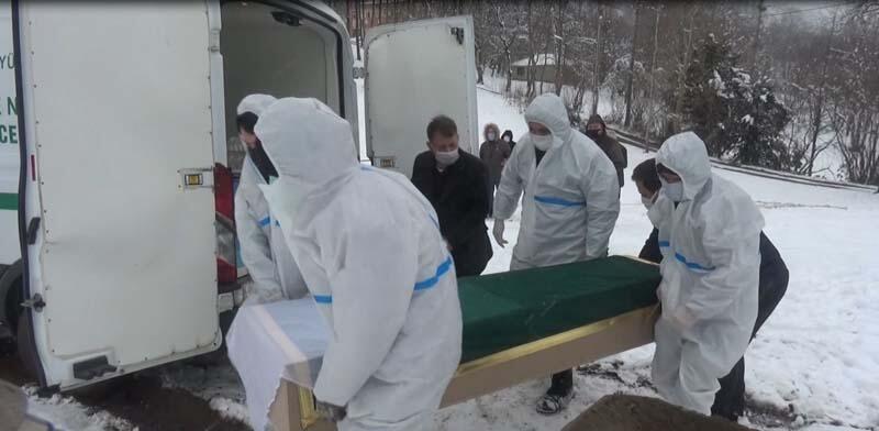 Aynı aileden 3 kişi bir hafta içinde koronavirüsten hayatını kaybetti - Resim: 3