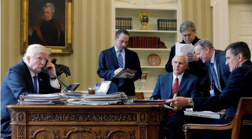 Biden'ın göreve gelmesi sonrası Oval Ofis'te dikkat çeken değişiklik - Resim: 2