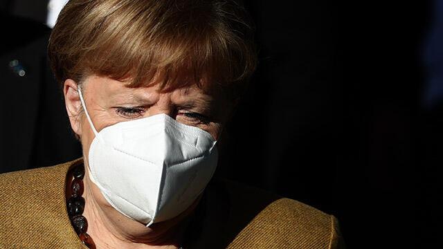 Merkel: Günlük ölü sayısı şok edici derecede yüksek