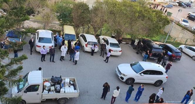 KKTC'de şiddetli deprem! Türkiye'den de hissedildi