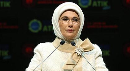 Emine Erdoğan kitap yazdı