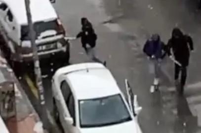 Özdağ'a saldırıp kaçan 3 kişi hakkında yakalama kararı