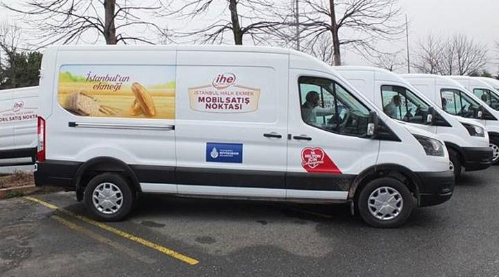 Bakanlık mobil ekmek büfelerini yasakladı iddialarını yalanladı