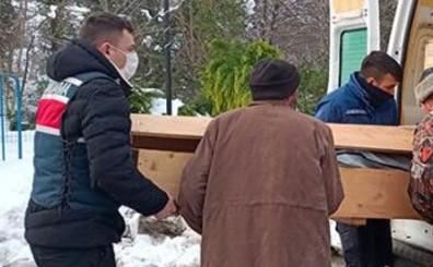 Kömürün başkentinde donarak hayatını kaybetti!