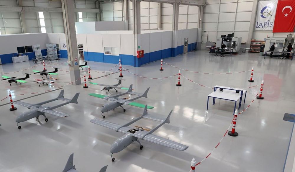 Türkiye'nin yeni İHA fabrikası üretime başladı - Resim: 1
