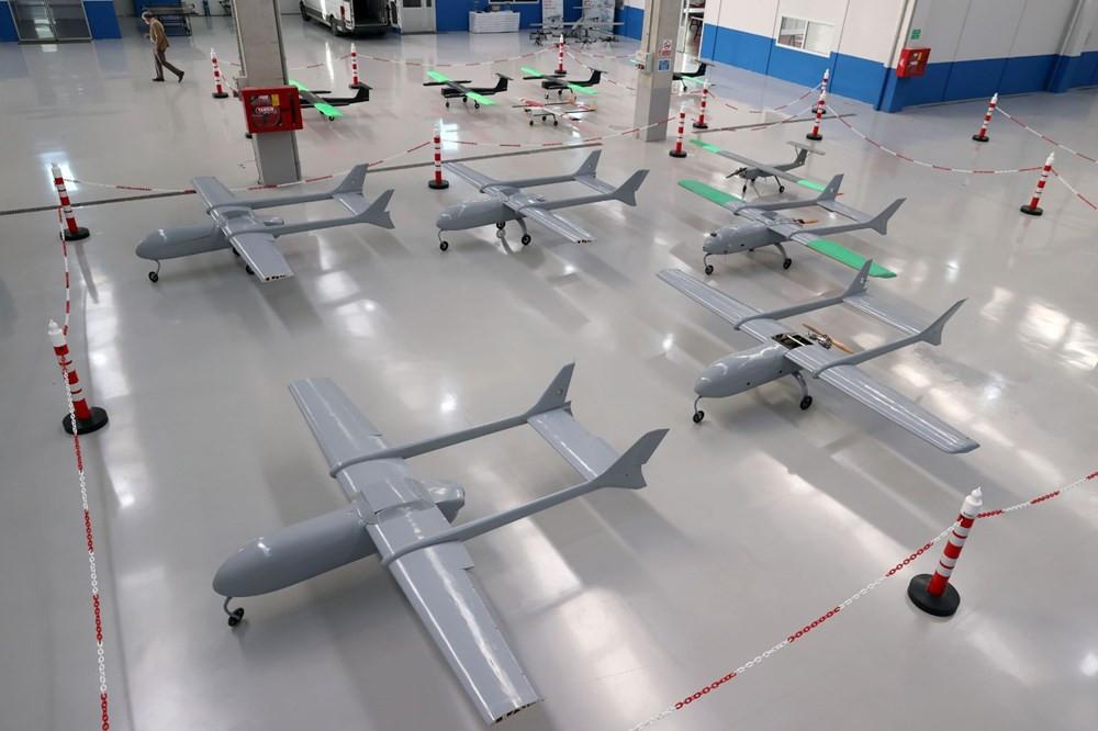 Türkiye'nin yeni İHA fabrikası üretime başladı - Resim: 2