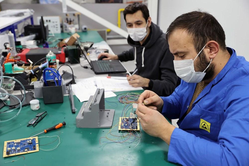Türkiye'nin yeni İHA fabrikası üretime başladı - Resim: 4