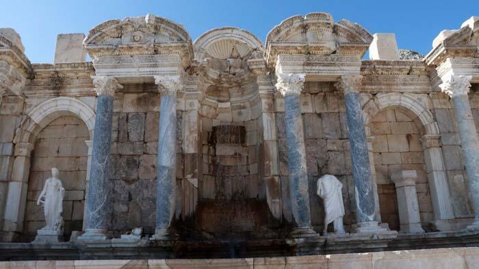 Burdur'un müze ve ören yerleri turistlerin uğrak noktası haline geldi - Resim: 3