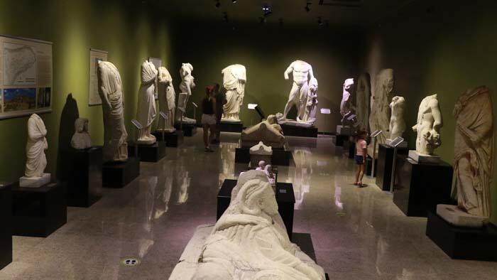 Burdur'un müze ve ören yerleri turistlerin uğrak noktası haline geldi - Resim: 4