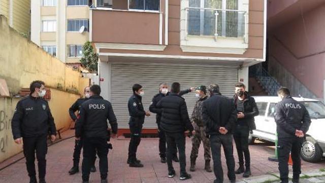 Ataşehir'de intihar girişimi! Özel harekat ekipleri sevk edildi