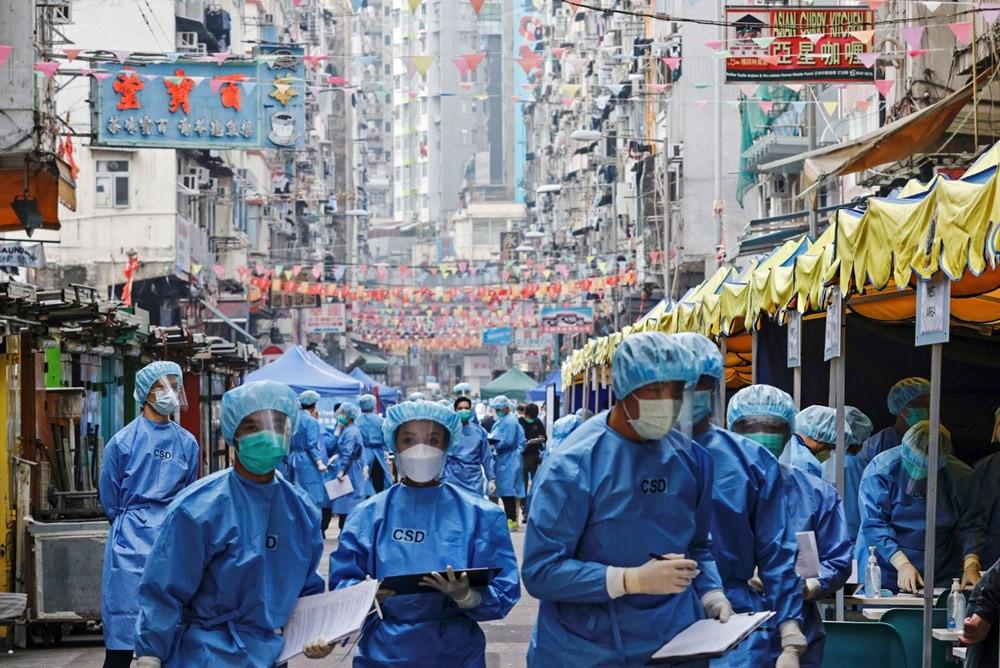 20'den fazla ülke koronavirüs nedeniyle yüksek risk grubunda - Resim: 3