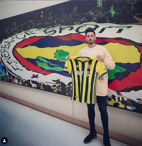 Fenerbahçe'de Jose Sosa ile yollar ayrılabilir! - Resim: 1