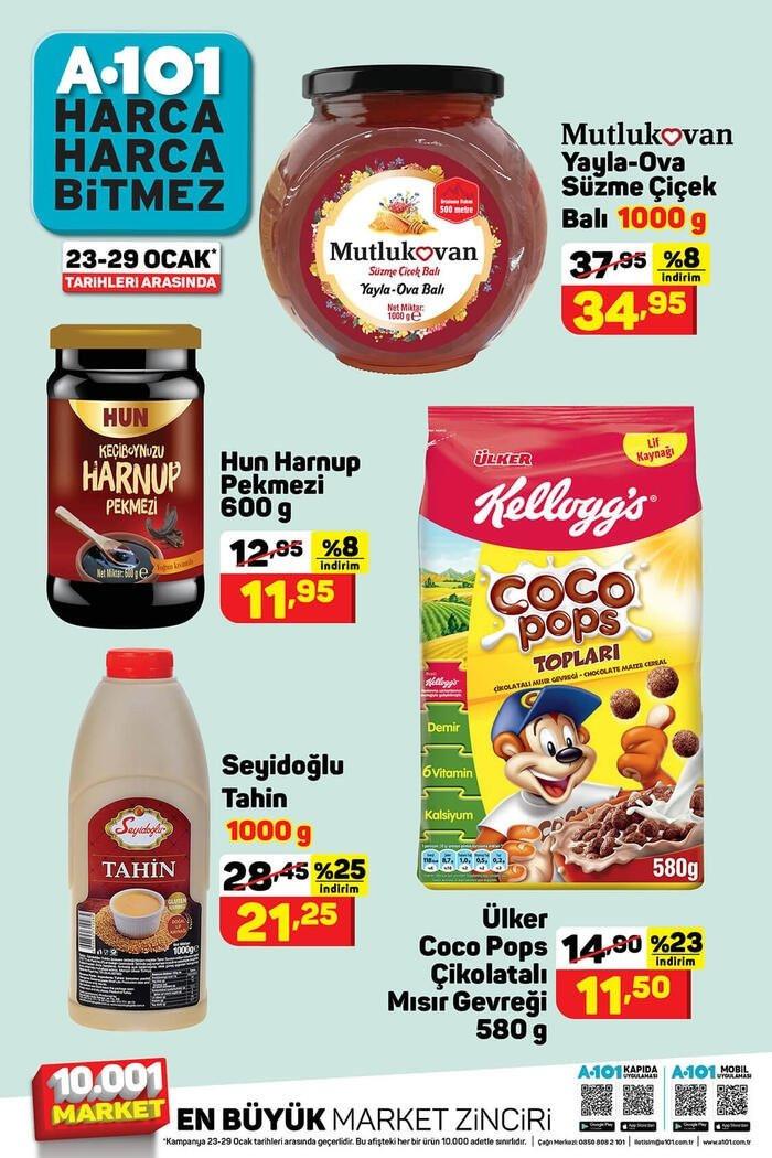 A101 26-28 Ocak aktüel ürünler kataloğu - Resim: 2